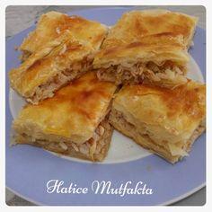 Göbete Tatarlara özgü bir yemektir. Bu yemeği genelde özel günlerinde yaparlarmış. Yapımı biraz zahmetlidir ama lezzeti enfes bi...