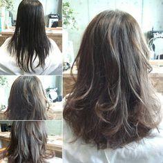 切りっぱなしカット★はねても良い感じ~に!! モデルさん 髪量:多い 髪質:普通 太さ:普通 クセ:少し  #piece201#mery#hairsalon#ヘアサロン#hair#hairstyle#髪型#hairstylist#モデル#model#instahair#mery_hairstyle#followme #中目黒#サロモ#読モ#ママ読モ#撮影モデル募集中#仕上がり #ヘアカタログ#ヘアチェンジ#新規紹介割引 #アッシュ#グレージュ#かわいい#透明感カラー#きりっぱなし#ゆる巻き #takeshi_komuro#小室毅
