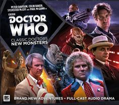 Doctor Who Big Finish audio dramas for River Song, Winston Churchill and the Weeping Angels