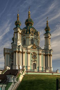 Kiev, Ukraine (by Matt Shalvatis)
