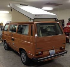 1984 VW Vanagon Westfalia Camper w/ 88k Miles – $15,500 in Spokane