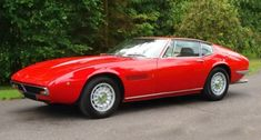 1967 Maserati Ghibli | Classic Driver Market