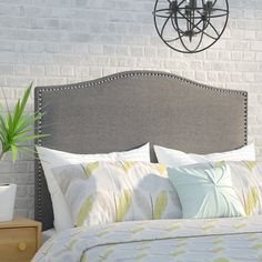 Perfect in the guest room or master suite, this bedroom essential transforms any space into a restful retreat.