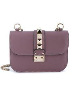 Купить Valentino сумка через плечо 'Glam Lock' в Browns from the world's best…