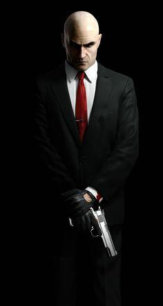 Agent 47, Hands Crossed