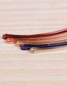 Pack horquillas colores - Accesorios pelo - Complementos - España