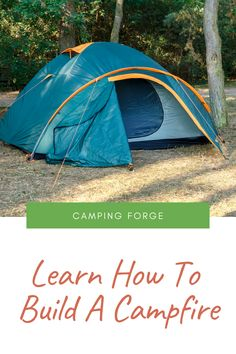 What do YOU need to create an enjoyable campfire? This PDF ebook is the perfect companion for anyone who wants to enjoy their trip without having to worry about pesky things like building a campfire. Diy Camping, Camping With Kids, Tent Camping, Camping Hacks, Camping Gear, Outdoor Camping, Outdoor Gear, Backpacking Gear List, 2 Person Tent