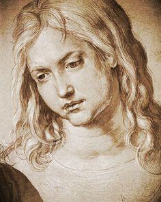 Albrecht Dürer, Unknown on ArtStack #albrecht-durer #art