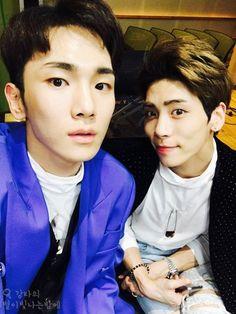 161013 #SHINee #샤이니 (Kangta's Starry Night Radio site update) #JONGKEY YEEEEE