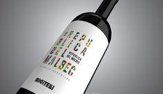 República del Malbec. Matías Riccitelli wines by Estudio Iuvaro www.estudioiuvaro.com #wine #maximum #taninotanino