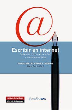 La Fundéu BBVA publica un manual con decenas de consejos para escribir bien en internet  http://www.fundeu.es/noticias-articulos-la-fundeu-bbva-publica-un-manual-con-decenas-de-consejos-para-escribir-bien-en-internet-7181.html