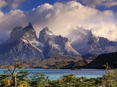 A sight with one of a kind mountains, blue lakes, desert pampas, rivers full of…