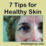 Check out these 7 tips for healthy skin. Fun facts about skin will wow you.
