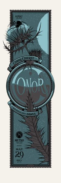 GigPosters.com - Conor Oberst