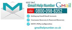As Gmail belongs to the family of Google so it is known for providing best emailing service to all its user but shows technical issues too. On the off chance if you get encountered with such technical faults then immediately contact tech experts at Gmail Support Number Uk @ 0800-098-8352