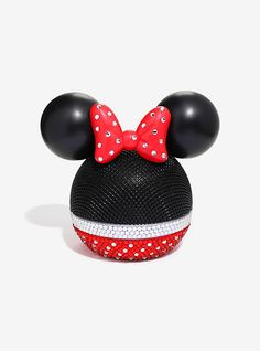 Disney Minnie Mouse Bling Bluetooth Speaker,