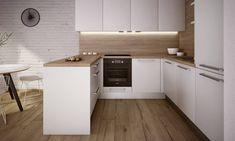 Kitchen Room Design, Kitchen Corner, Kitchen Sets, Modern Kitchen Design, Kitchen Tiles, Home Decor Kitchen, Interior Design Kitchen, Kitchen Furniture, Küchen In U Form