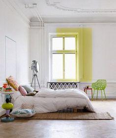 Una cama mas baja / A lower bed