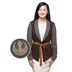Star Wars Peplum Rey Blazer | ThinkGeek