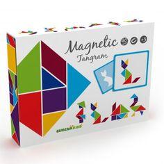 Tangram magnetique
