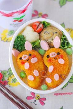 味の素冷凍食品キャラクターのお弁当コンテスト
