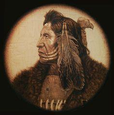 Custom Banjo Resonator Pyrography by Dino Muradian Native American Music, Native American Indians, Native Americans, American Spirit, Wood Burning Patterns, Wood Burning Art, Scratchboard Art, Arte Obscura, Deer Print