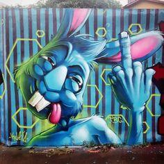 STREET ART - FUNNY - (StraatKunst)