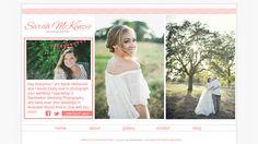 Unique Destination Wedding Photographer Website: Sarah McKenzie - Houston, Texas Design by: 2BlokesDesign using Showit www.sarahmckenziephoto.com