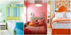 30 Colorful Bedrooms That Will Inspire You to Redecorate  - HouseBeautiful.com