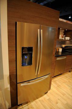 Sunset bronze appliances! Whirlpool | Love me some ...