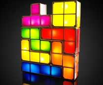 We have featured quite a few geeky lamps here at Geeky Gadgets over the years, the latest one will appeal to all those retro gaming fans, the Tetris Lamp, Desk Light, Light Up, Lamp Light, Mood Light, Take My Money, Blog Deco, Geek Out, My New Room, Geek Decor