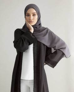 Dress Maxi Outfit For Work Fashion 40 Super Ideas Islamic Fashion, Muslim Fashion, Modest Fashion, Modest Clothing, Maxi Outfits, Hijab Outfit, Fashion Outfits, Hijab Casual, Islamic Clothing