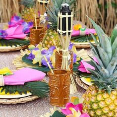 Aloha! It's FriYay and I'm kicking off the weekend with a Tropical Luau on the @orientaltrading blog! Lots of easy ideas plus a yummy cupcake recipe! #partyonfriyay