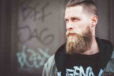 Five Steps For Going From Wild Man to Beardsman