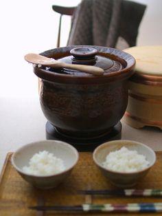 Kitchen Tool : 贈り物にしたい、キッチンツール/「松田美智子さん自在道具」の「香味飯鍋」 #kitchentools
