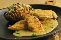 V kuchyni vždy otevřeno ...: Kuřecí s hořčicovo - medovou omáčkou