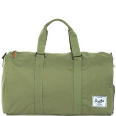 NOVEL DUFFEL BAG OLIVE