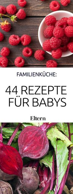 Recipes for babies - Rezepte für Minis - Baby Baby Led Weaning, Baby Co, Baby Kids, Brei Baby, Gluten Free Puff Pastry, Baby Snacks, Homemade Baby Foods, Easy Cooking, Baby Feeding