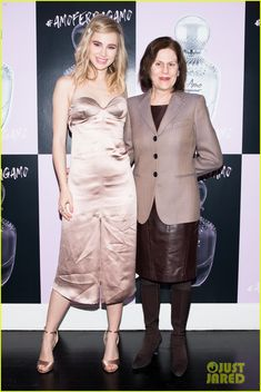 Suki Waterhouse & Alexandra Daddario Celebrate Launch of AMO Ferragamo!