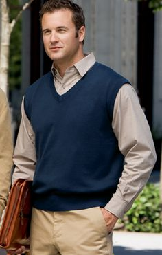 Another Great Sweater Vest Combo Eye Candy Pinterest
