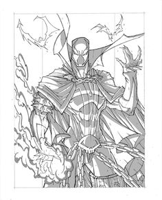 Commish 112 WIP 04 by RobDuenas.deviantart.com on @deviantART