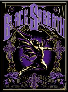 With Black Sabbath's 2016 The End Tour launch now just a week away, comes exciting news about a new special limited edition CD, The End, to be sold exclusively at shows on the legendary band's massive worldwide final tour. Featuring original artwork by Shepard Fairey/Obey Giant, the CD is...