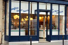 la creme de paris restaurant gluten free grands boulevards faubourg montmartre crepe gaufre resto sans gluten paris
