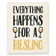 Everything Happens For A... | Canvas Prints, Stretched Canvas and Wall Art | HUMAN