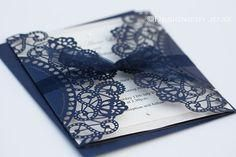 lace invitation