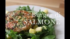 Burger di SALMONE    FACILISSIMO   CasaSuperStar