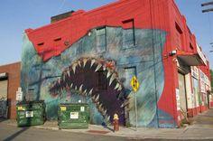 30 photos of Detroit's street art