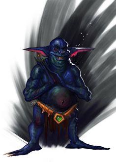 """@Behance projeme göz atın: """"Sewer Dwarf"""" https://www.behance.net/gallery/59367663/Sewer-Dwarf"""
