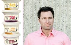 Angus Allan *Straight Up* The man behind the yoghurt, creator of The Collective #straightup
