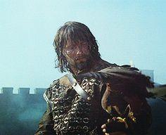Tristan: King Arthur movie